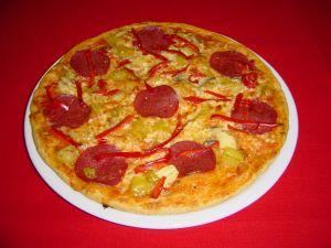 Pizza gondoliere